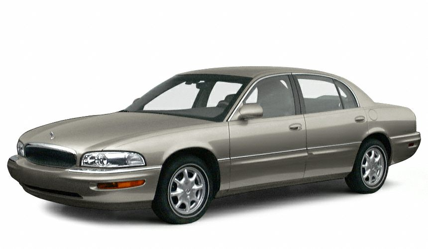 2000 Buick Park Avenue Base This 2000 Buick Park Avenue will exceed your expectations with feature