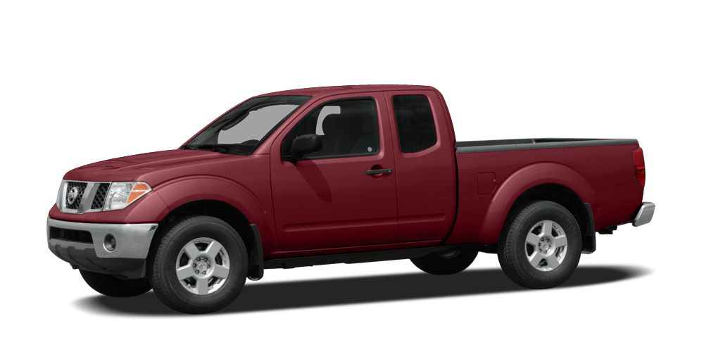 2008 Nissan Frontier SE Miles 71031Color Red Brawn Stock 20164 VIN 1N6AD06W48C450956