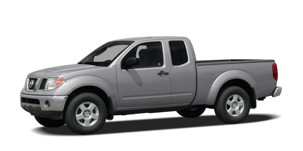 2008 Nissan Frontier SE EXTENDED CAB 4 DOORS BEDLINER ALLOY WHEELS POWER WINDOWS