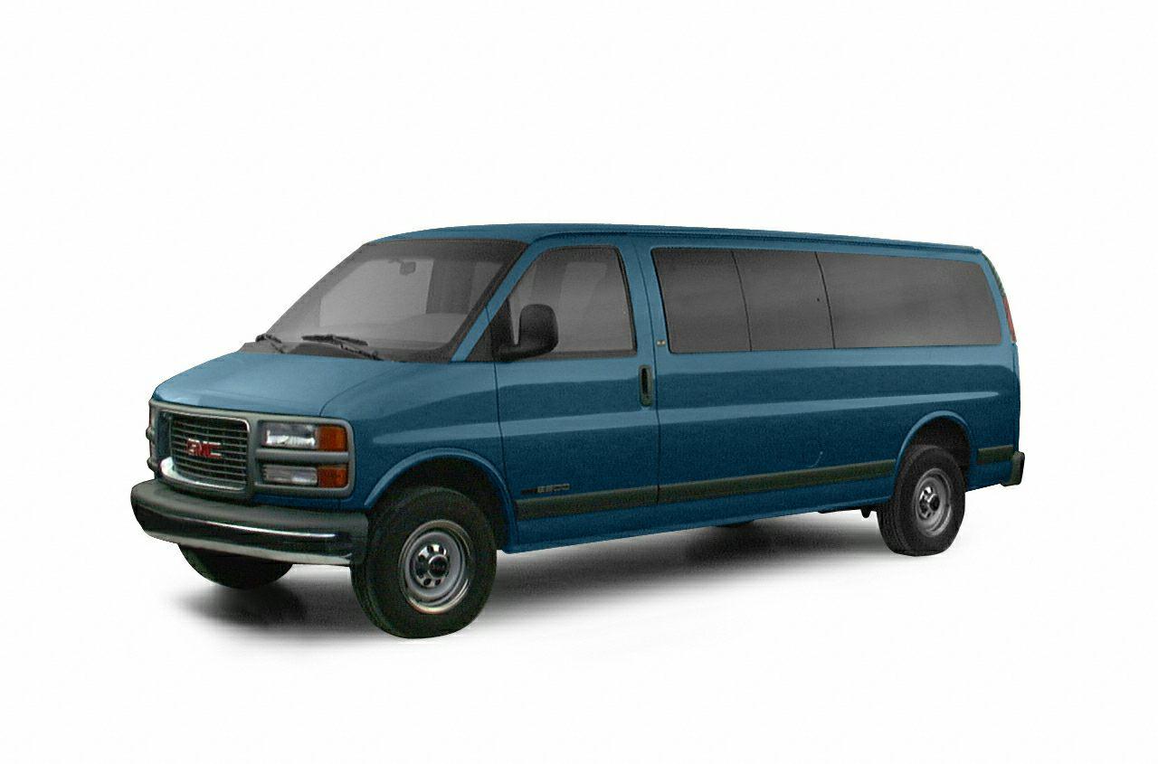 2002 GMC Savana G1500 1500 135 WB This 2002 GMC Savana Passenger 3dr 1500 135 WB Van features a 50