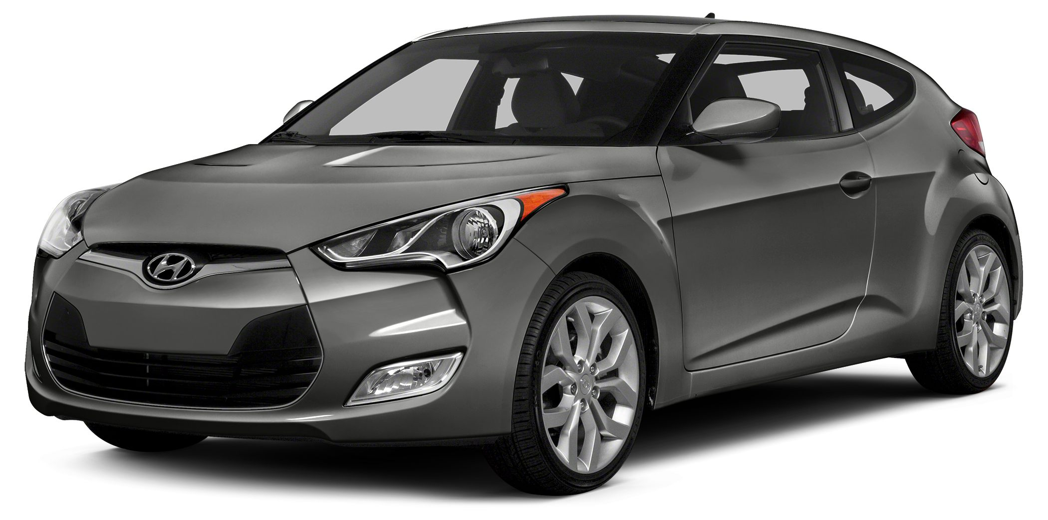 2013 Hyundai Veloster Base wBlack LIGHT UP THE TRIP with this Veloster  Youll also get PANORAM