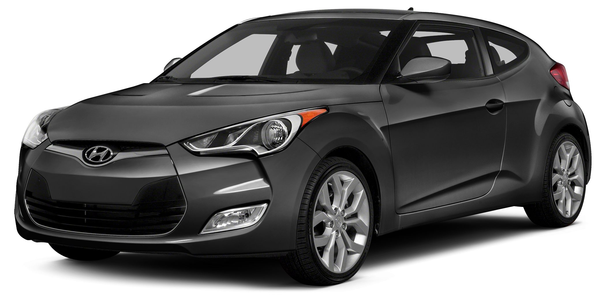 2013 Hyundai Veloster Base wBlack Bluetooth for Phone and Audio Streaming ONE OWNER and One