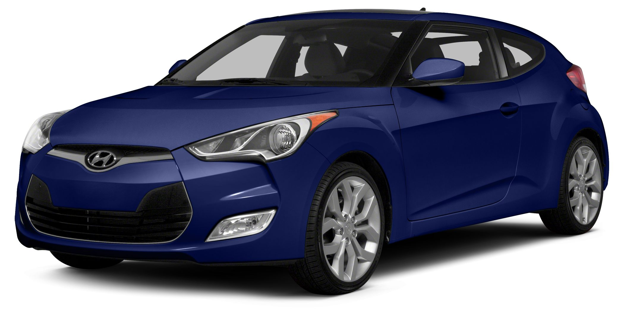 2013 Hyundai Veloster Base wBlack Includes a CARFAX buyback guarantee You win One of the best