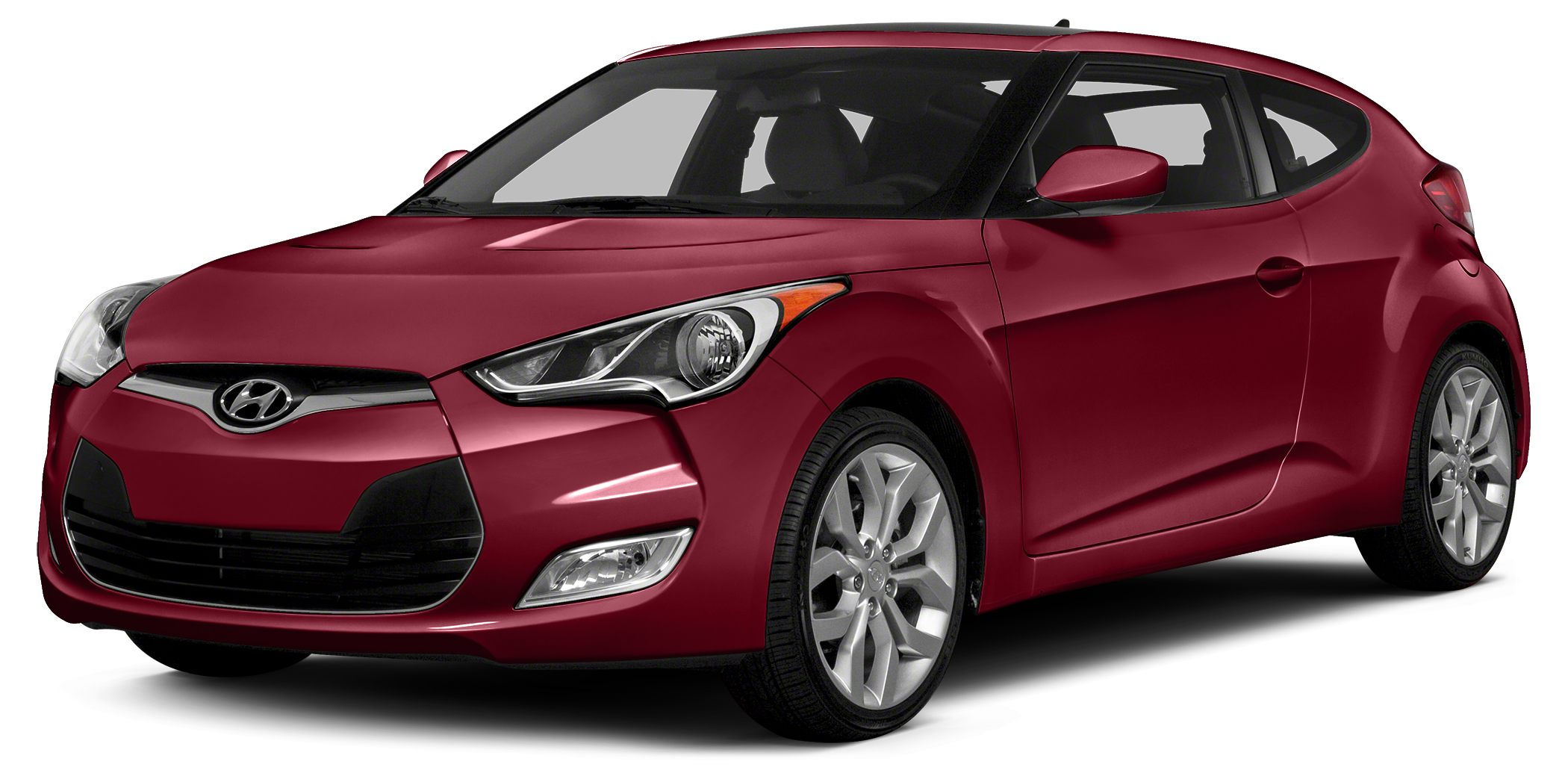 2013 Hyundai Veloster Base wGray Hyundai Certified youll get NAVIGATION PANORAMIC skyroof - 8