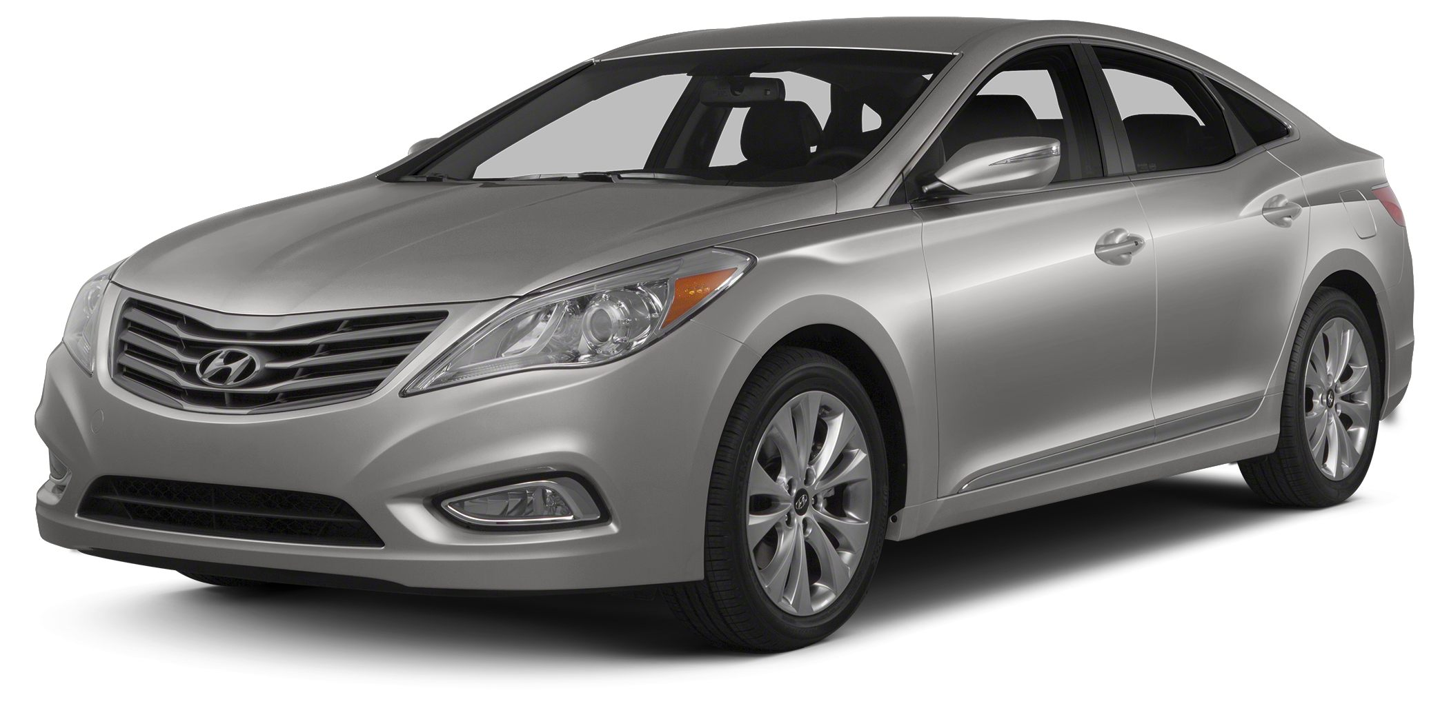 2013 Hyundai Azera Base Look forward to long road trips with anti-lock brakes and stability contro