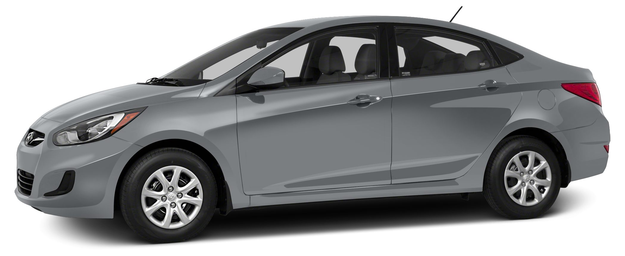 2013 Hyundai Accent GLS Miles 31968Color Cyclone Gray Stock H9292A VIN KMHCT4AE5DU396832