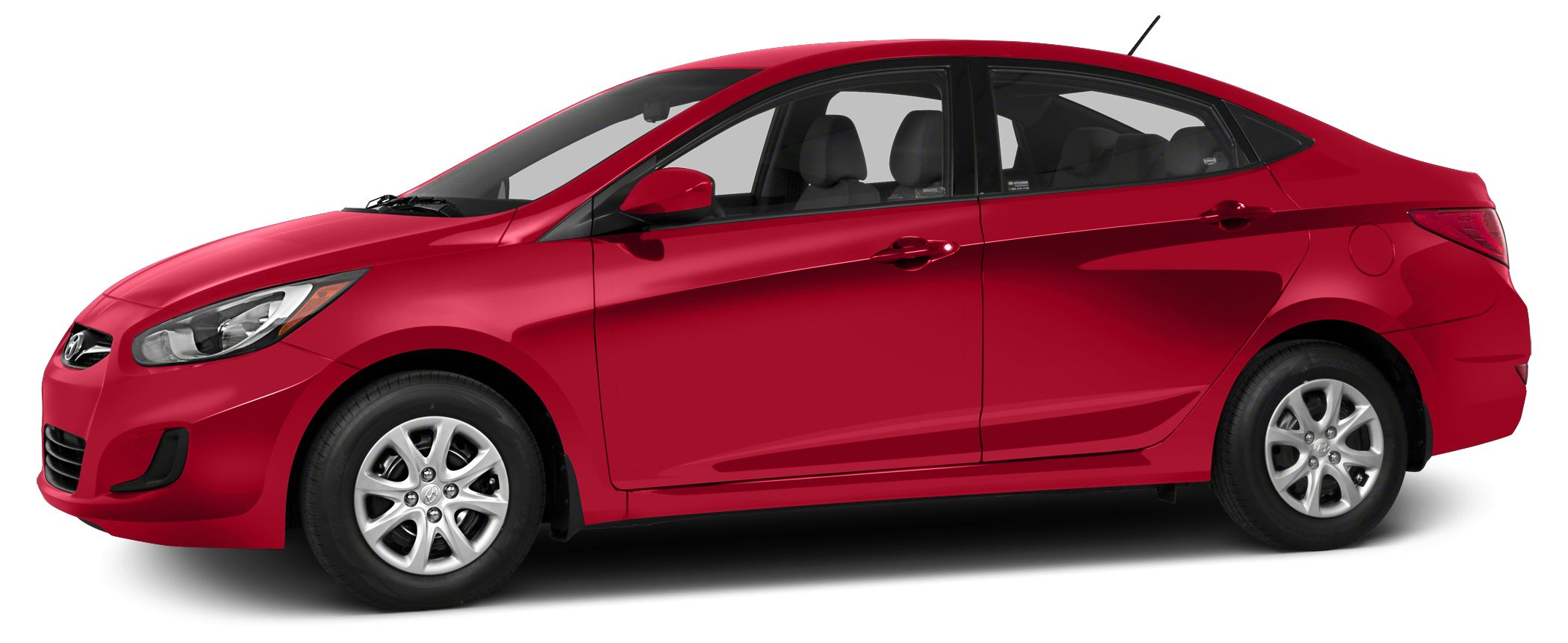 2013 Hyundai Accent GLS Miles 25115Color Boston Red Stock T24930A VIN KMHCT4AE8DU313104
