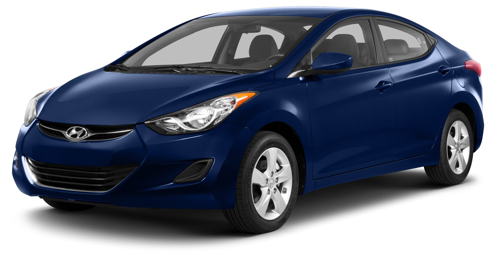2013 Hyundai Elantra GLS Bluetooth for Phone and Audio Streaming USB Port Clean Carfax and Loca