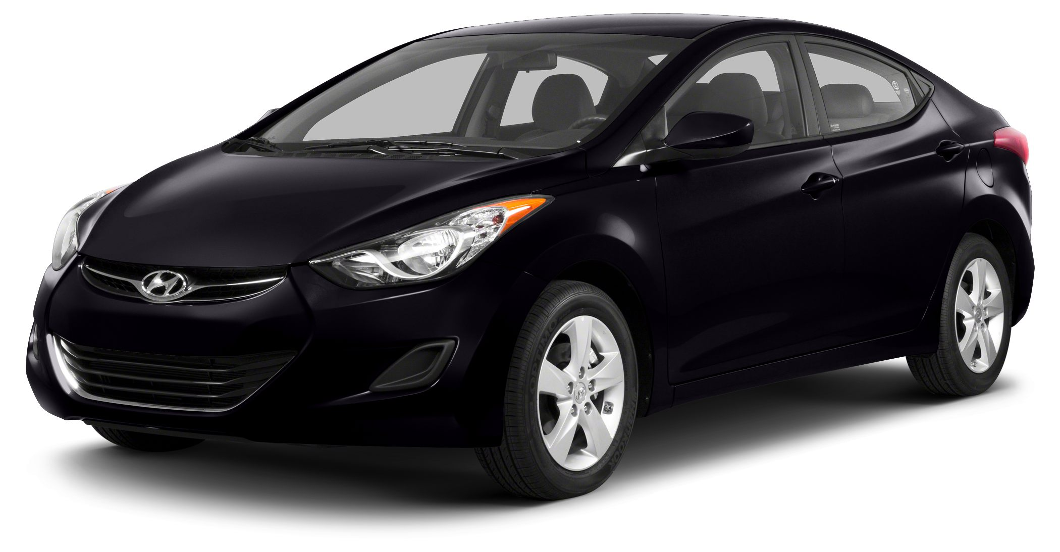 2013 Hyundai Elantra GLS Miles 61698Color Midnight Black Stock K16091A VIN 5NPDH4AE3DH261840