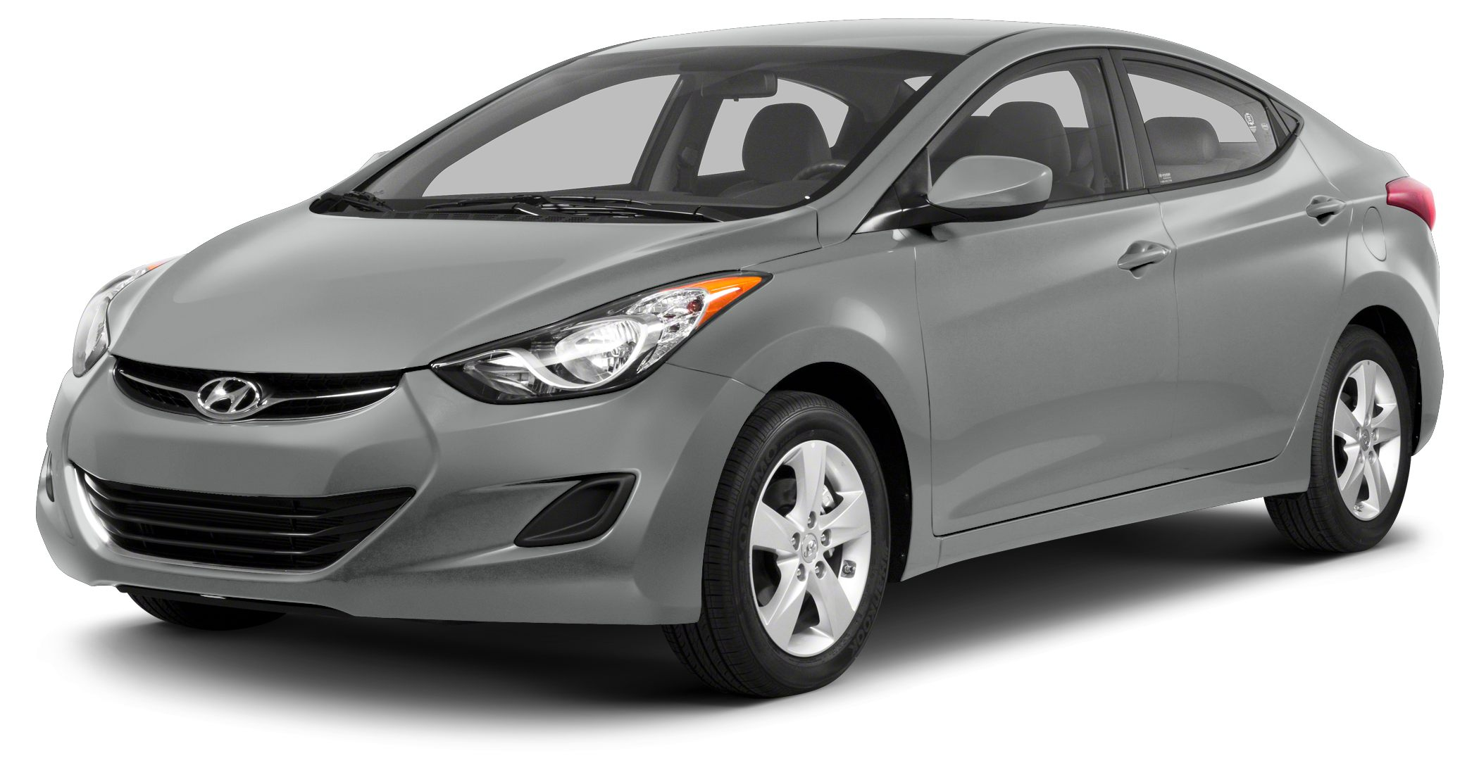 2013 Hyundai Elantra GLS GLS Preferred Package Bluetooth Miles 38327Color Radiant Silver Stoc