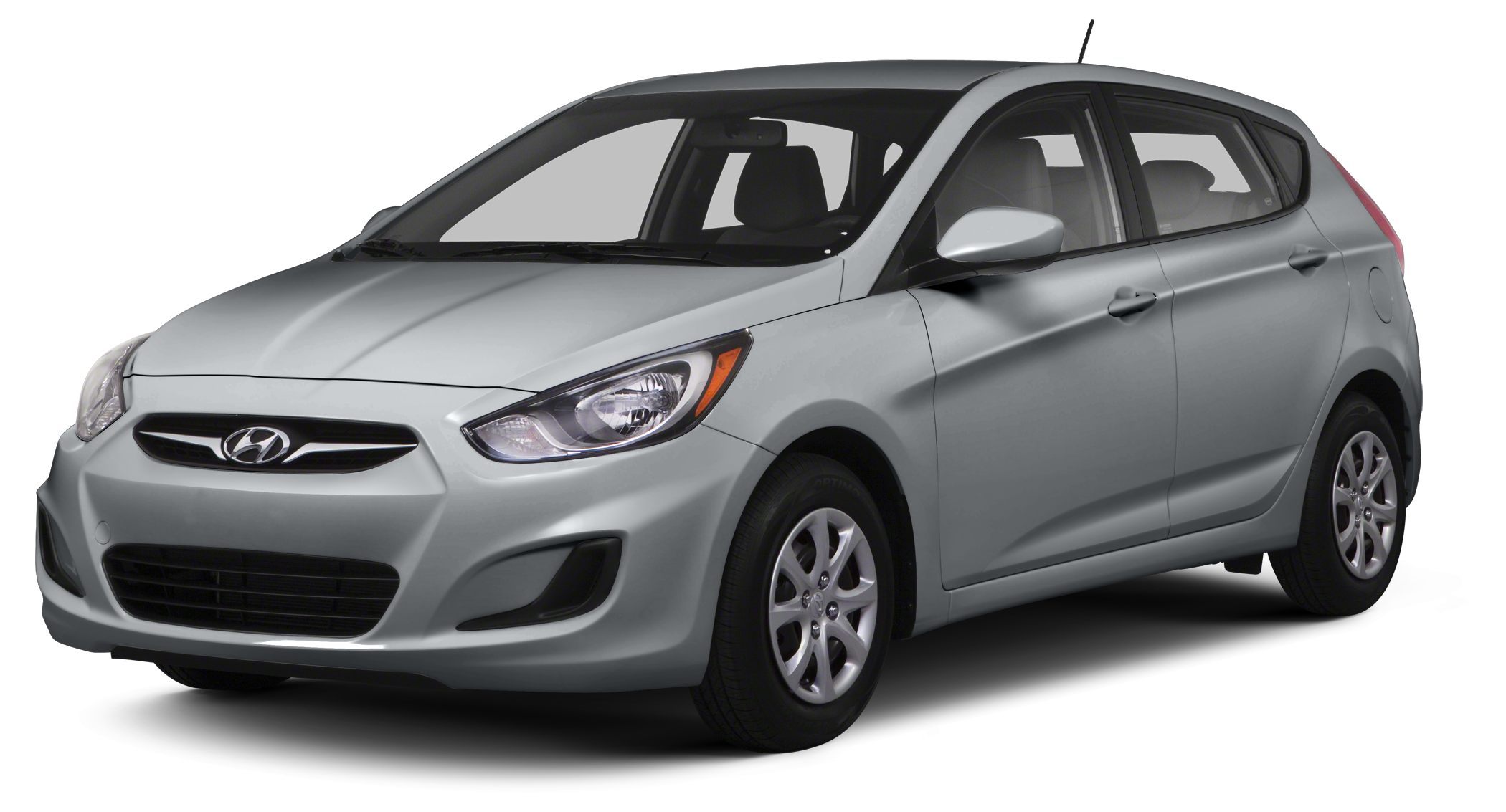 2013 Hyundai Accent GS CARFAX 1-OWNER VEHICLE Manual Value Priced Below Market Fuel Efficient N