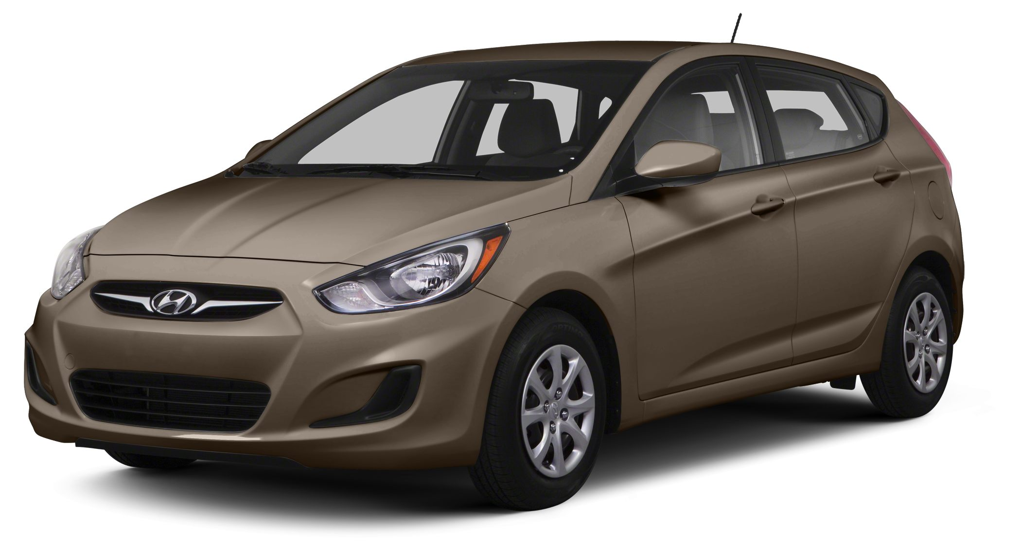 2013 Hyundai Accent SE Miles 26039Color Mocha Bronze Stock 3P2213 VIN KMHCU5AE1DU075115