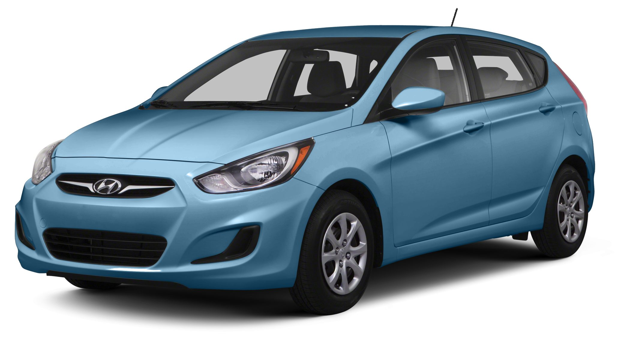 2013 Hyundai Accent SE EPA 37 MPG Hwy28 MPG City CARFAX 1-Owner ONLY 31275 Miles SE trim iPo