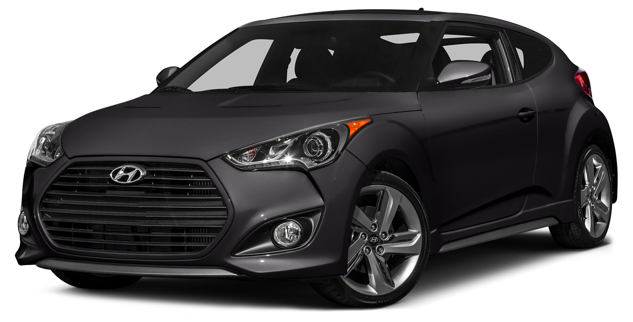 2014 Hyundai Veloster Turbo wBlack Home of the 20yr200k mile warranty Miles 25Color Ultra Blac