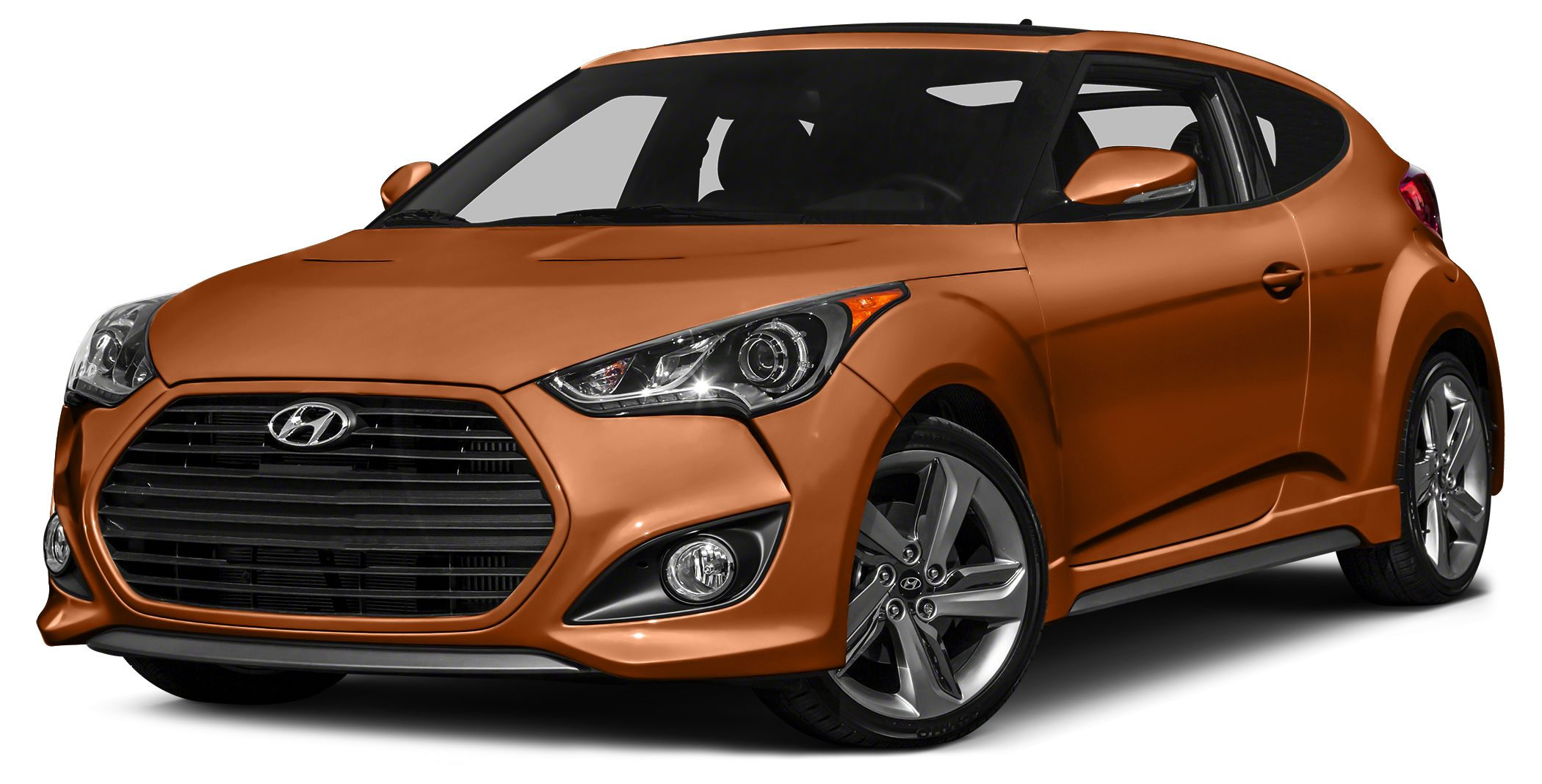 2014 Hyundai Veloster Turbo wBlack This 2014 Hyundai Veloster 3dr 3dr Coupe Automatic Turbo with