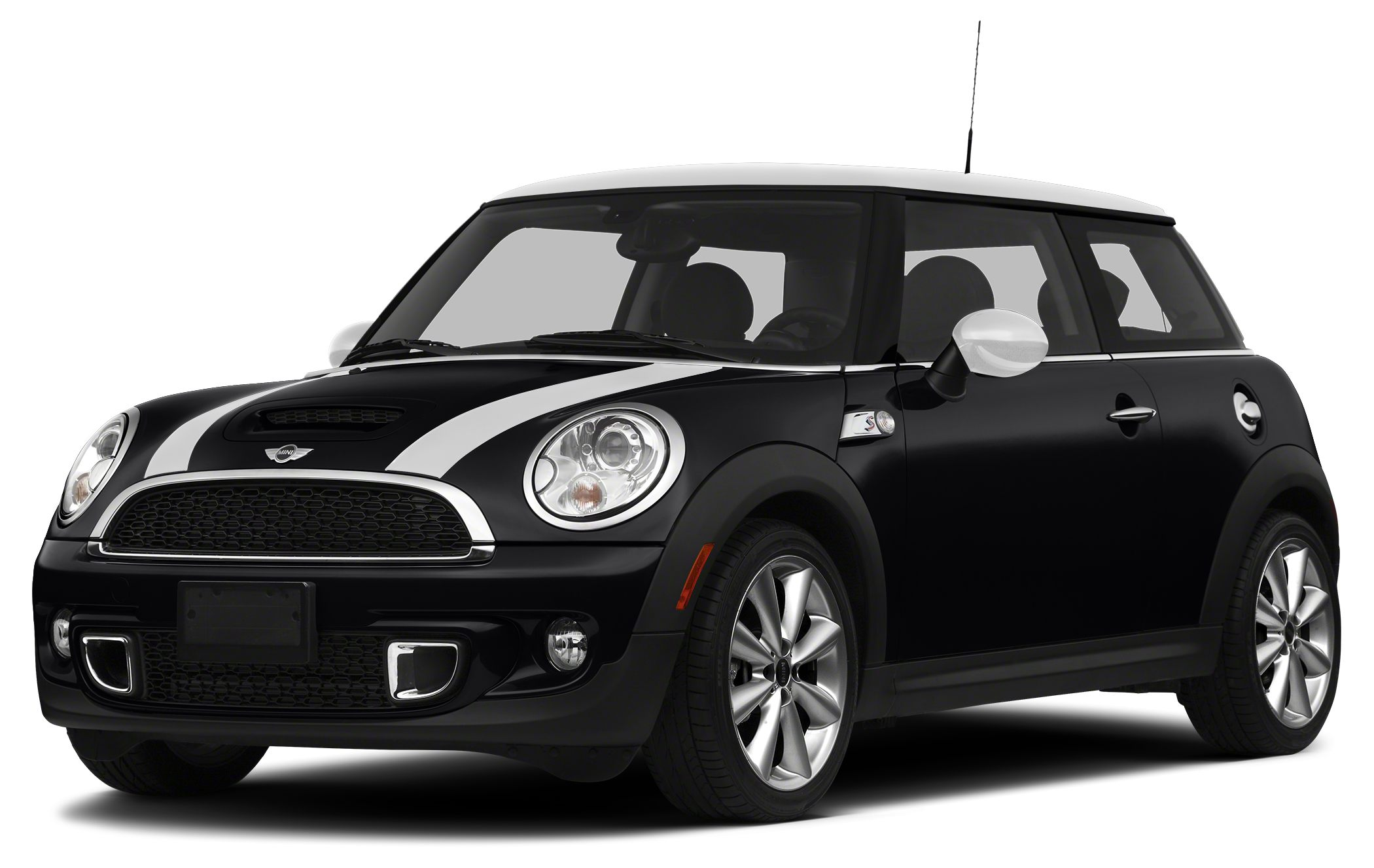 2013 MINI Cooper S Hardtop CLEAN CARFAX ONE OWNER AUTOMATIC BLUETOOTH TINTED WIND
