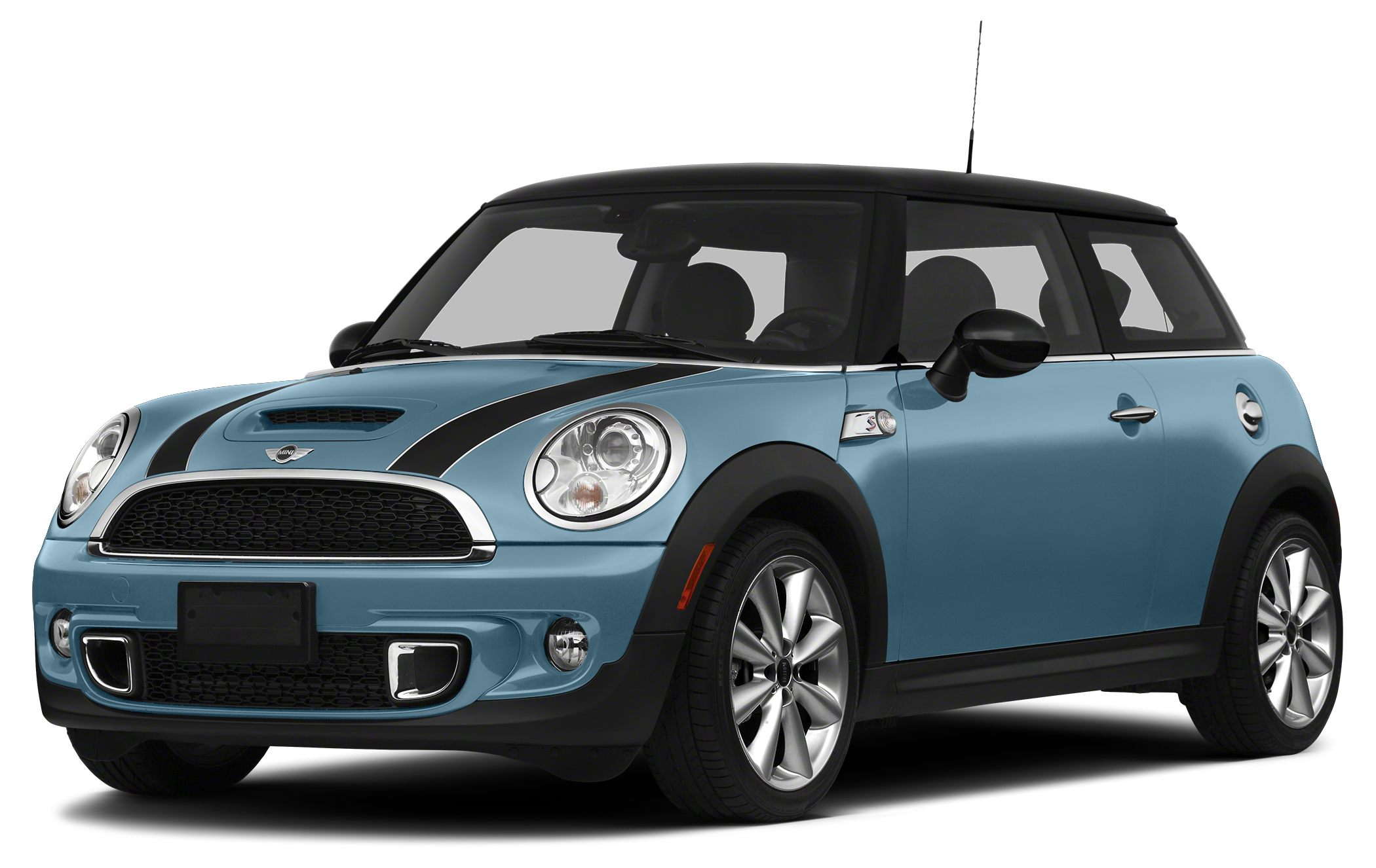2013 MINI Cooper S Hardtop Miles 26426Color Ice Blue Stock 16A909A VIN WMWSV3C56DT389845
