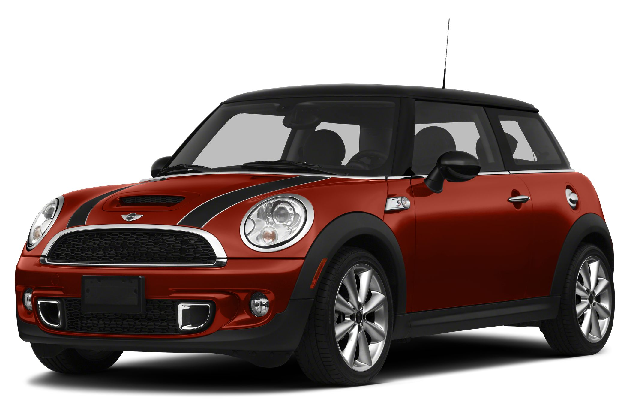 2013 MINI Cooper S Hardtop Miles 16009Color Red Stock P6733 VIN WMWSV3C53DT392976