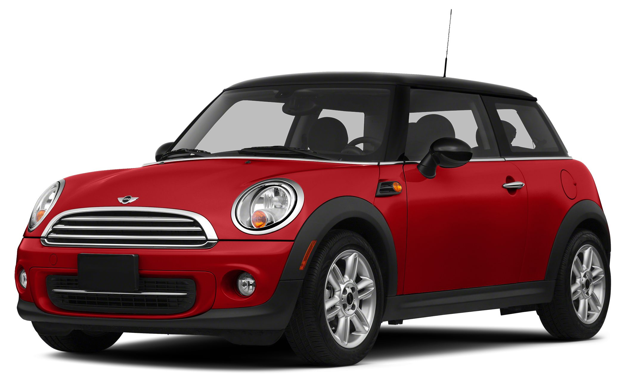 2013 MINI Cooper Hardtop RED COOPER WITH PANORAMIC ROOF AUTOMATIC PREMIUM PACKAGE HEATED SEATS