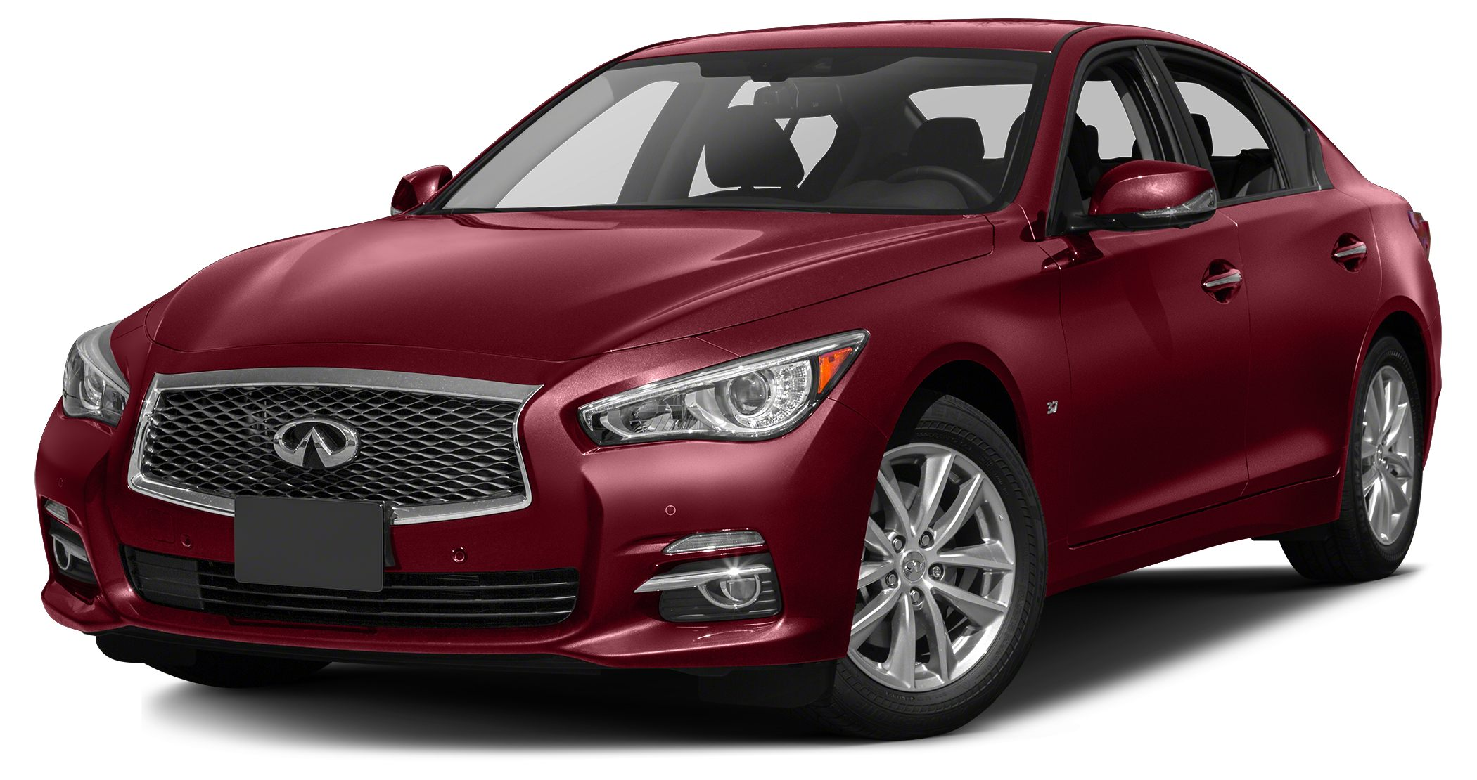 2014 Infiniti Q50 Premium Certified Clean Carfax AWD - Power Sunroof - Premium Leather Seats - Na
