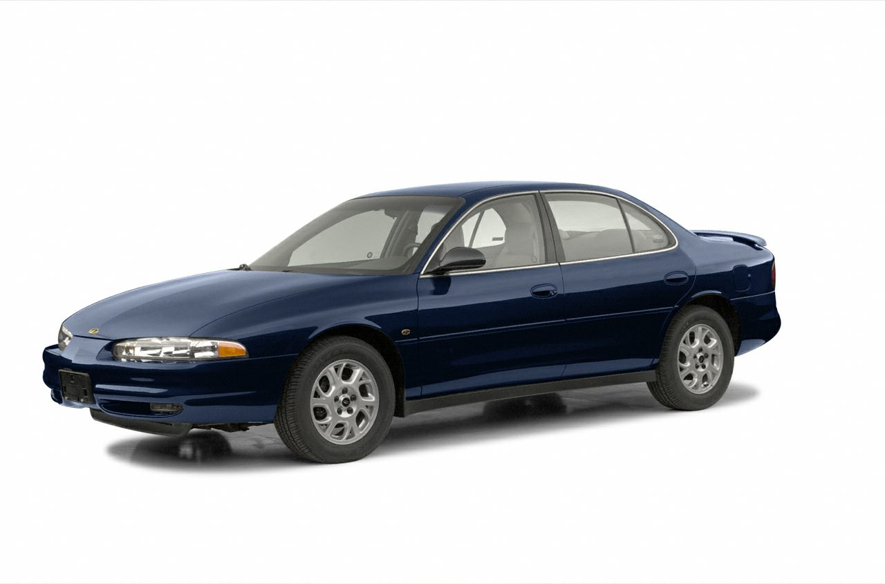 2002 Oldsmobile Intrigue GLS Mechanic Special Miles 163131Stock 8017F VIN 1G3WX52H82F265951