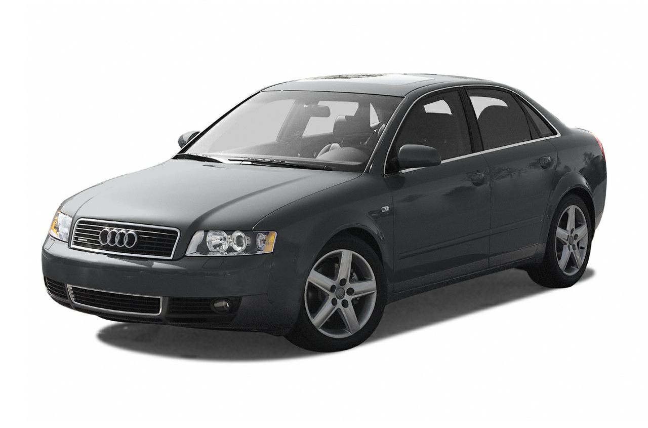 2005 Audi A4 18T Turbocharged Stability Control ABS Brakes Front Wheel Drive New Arrival NHTSA