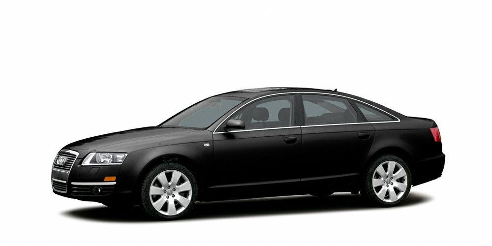 2005 Audi A6 32 quattro Miles 1Color Black Stock 8318A VIN WAUDT74F45N045966