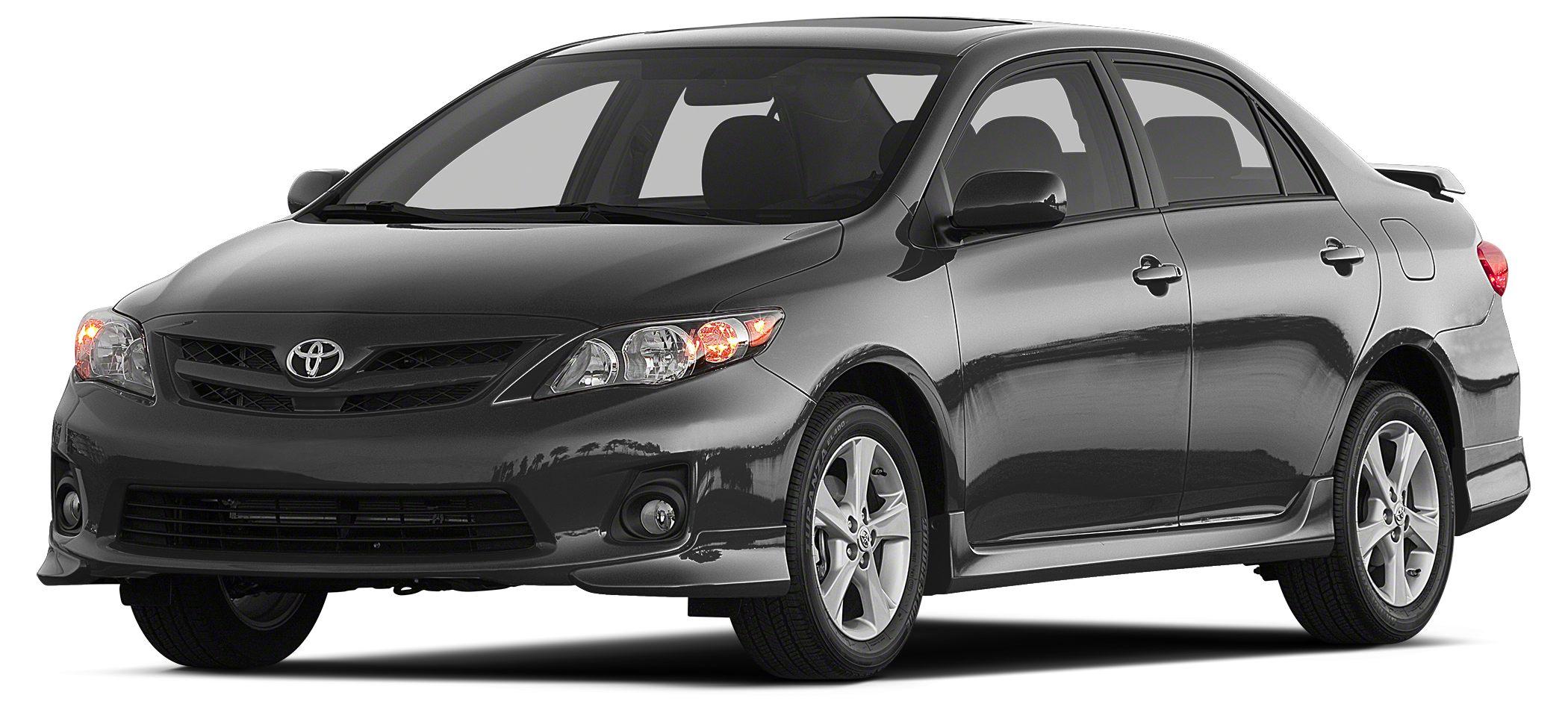 2011 Toyota Corolla S Miles 97518Color Magnetic Gray Metallic Stock 7170222B VIN 2T1BU4EE5BC