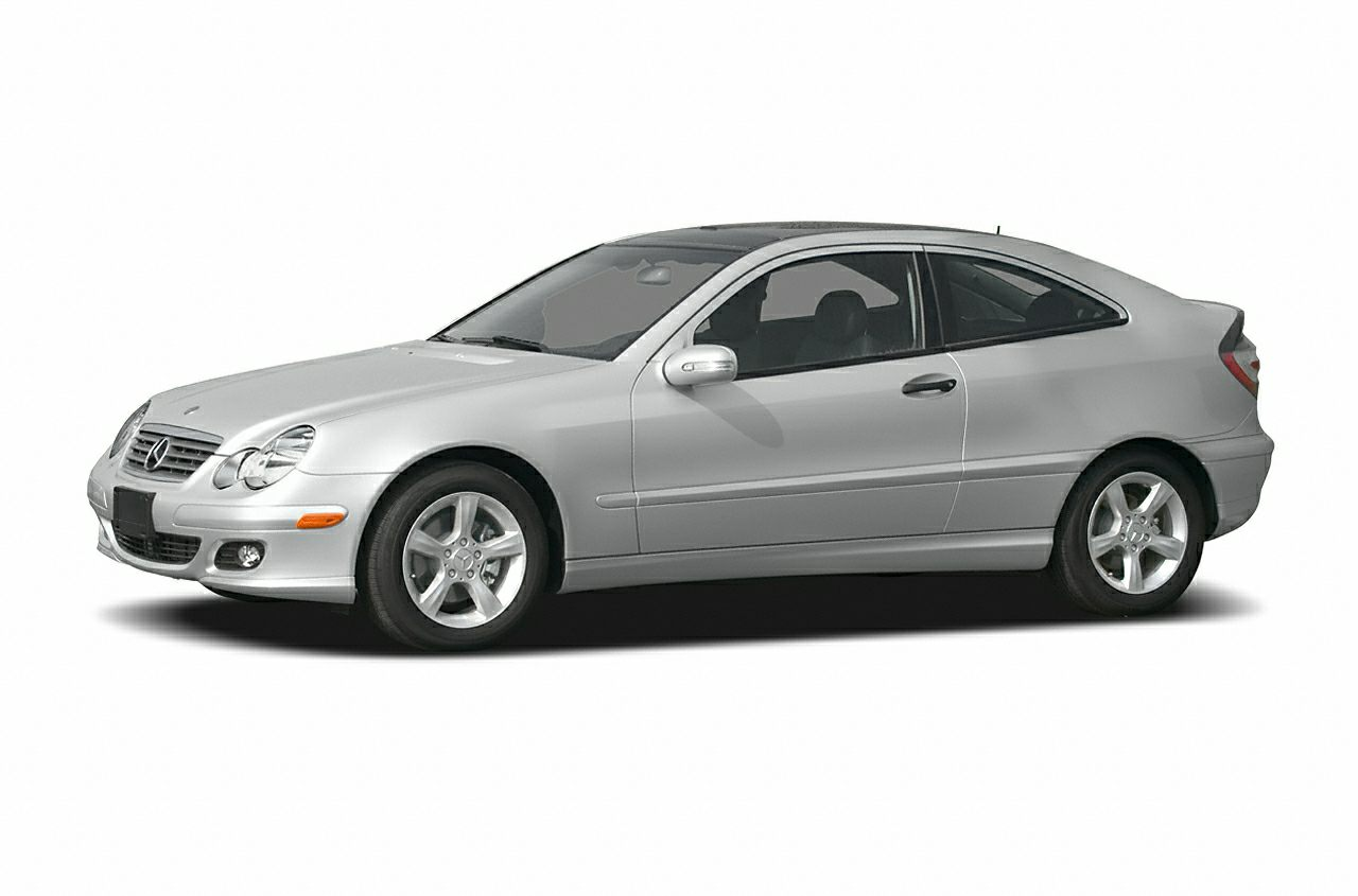 2004 MERCEDES C-Class C230 Kompressor Sport Miles 116762Color Blue Stock 16173R VIN WDBRN40J9