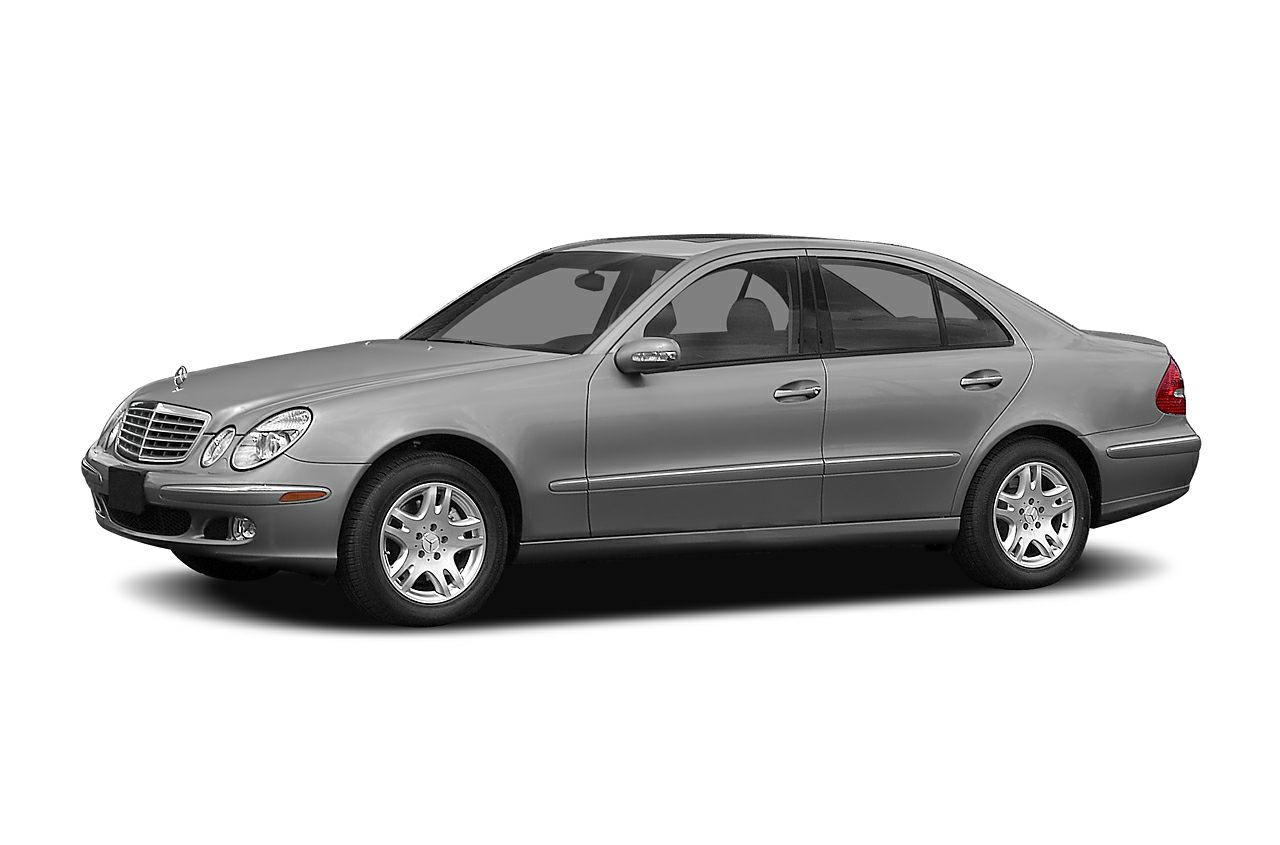2004 MERCEDES E-Class E500 Miles 189236Color designo Silver Metallic Stock 473774 VIN WDBUF7