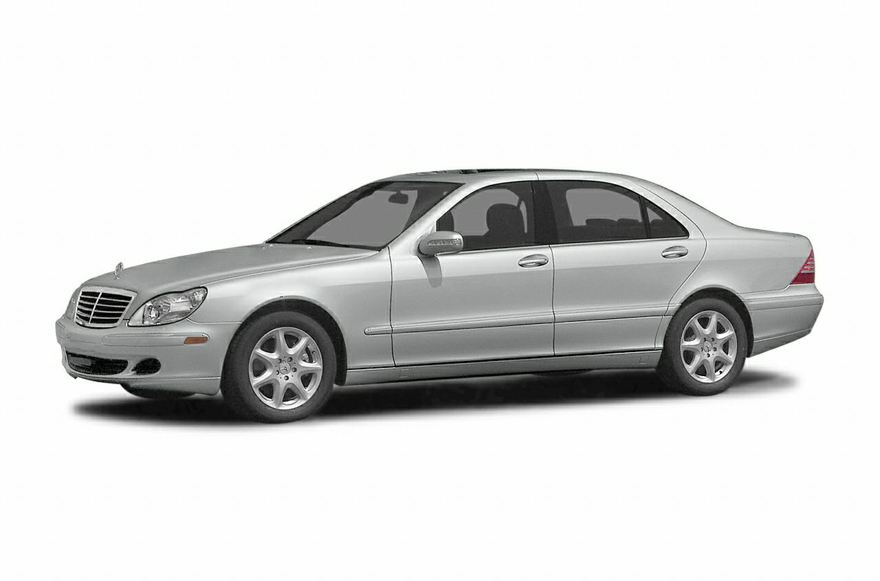 2004 MERCEDES S-Class S430 Miles 42633Color Gray Stock J029A VIN WDBNG70J64A390913