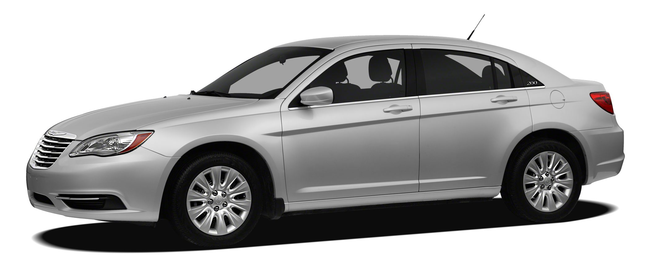 2012 Chrysler 200 Limited FUEL EFFICIENT 31 MPG Hwy20 MPG City Limited trim Heated Leather Seat