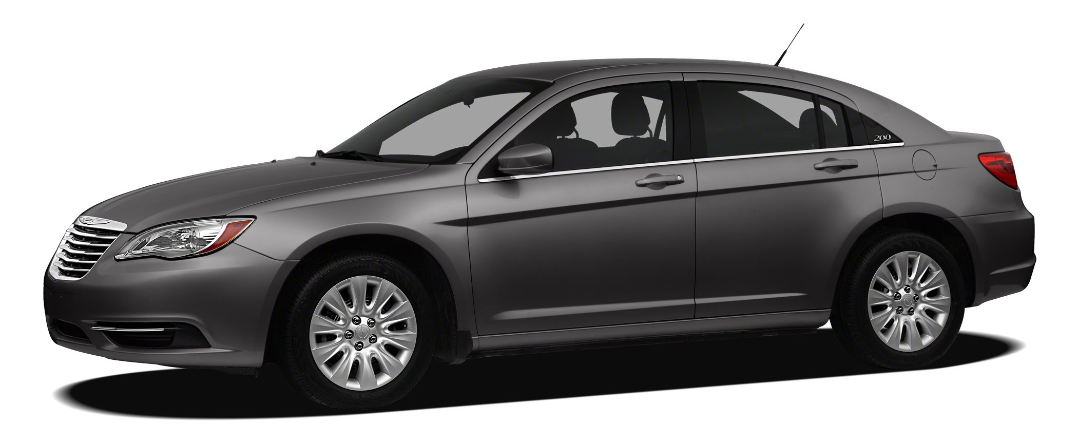 2012 Chrysler 200 Limited Lifetime Engine Warranty at NO CHARGE on all pre-owned vehicles Courtes
