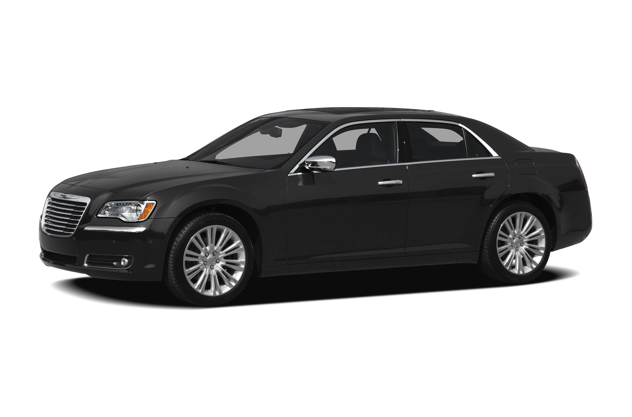 2012 Chrysler 300C Base Vehicle Detailed Recent Oil Change and Passed Dealer Inspection Looks a