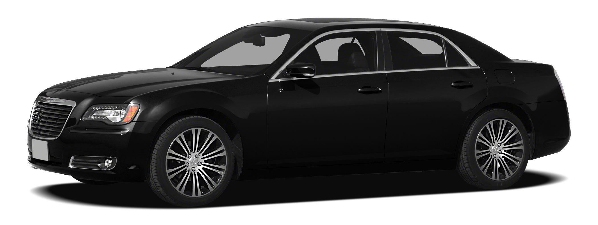 2012 Chrysler 300 S V6 EPA 31 MPG Hwy19 MPG City GREAT MILES 44273 Nav System Heated Leather