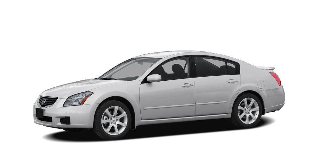 2007 Nissan Maxima 35 SL Miles 77052Color Radiant Silver Metallic Stock 17417 VIN 1N4BA41EX