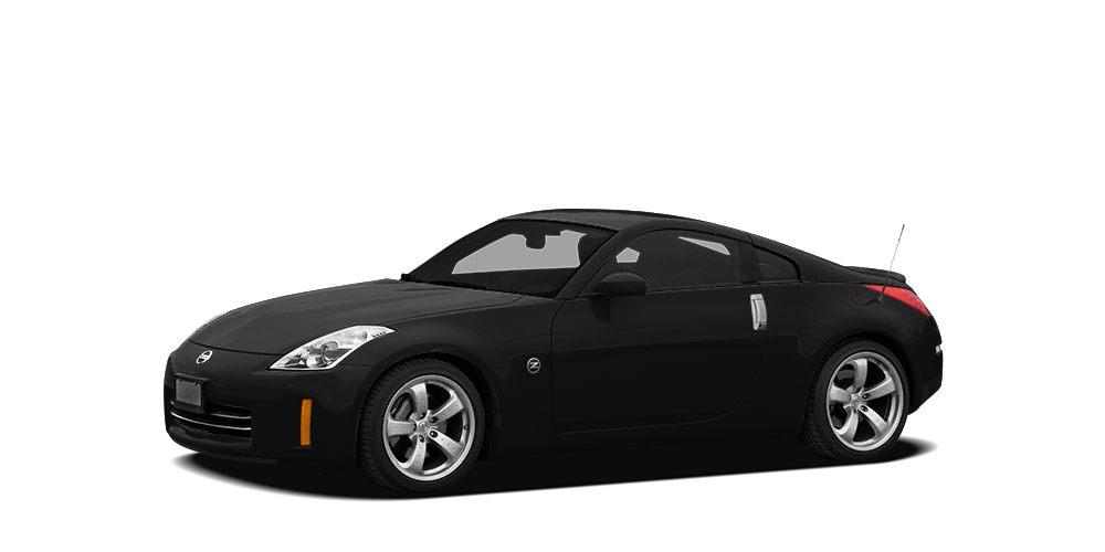 2007 Nissan 350Z NISMO Miles 130959Color Magnetic Black Stock P1404A VIN JN1BZ34E27M552384