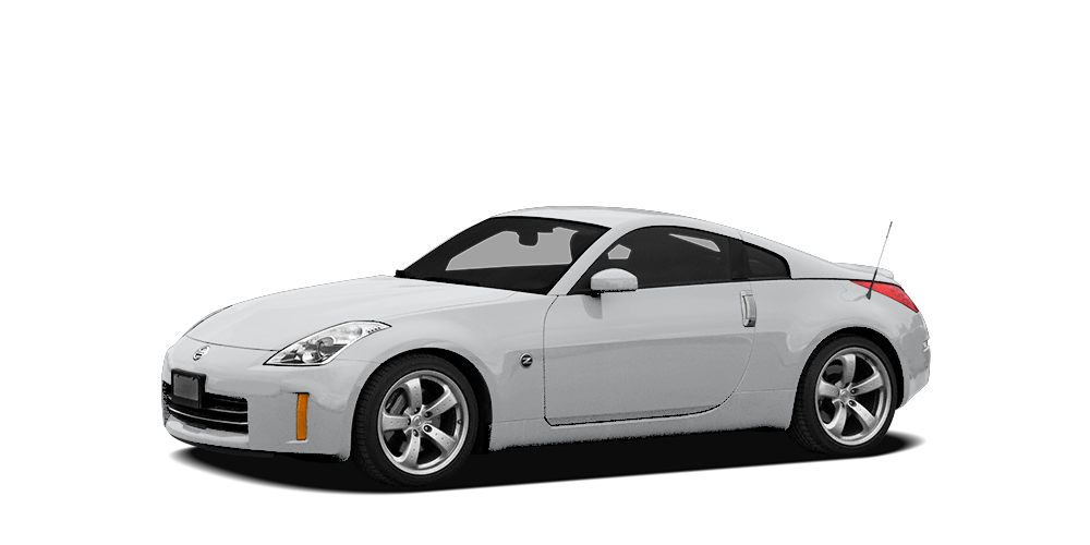 2007 Nissan 350Z Enthusiast Land a deal on this 2007 Nissan 350Z 2DR CPE MT while we have it Room