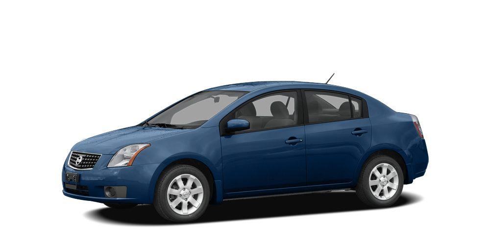 2007 Nissan Sentra 20 Miles 132689Color Blue Onyx Stock K16647A VIN 3N1AB61E07L670627