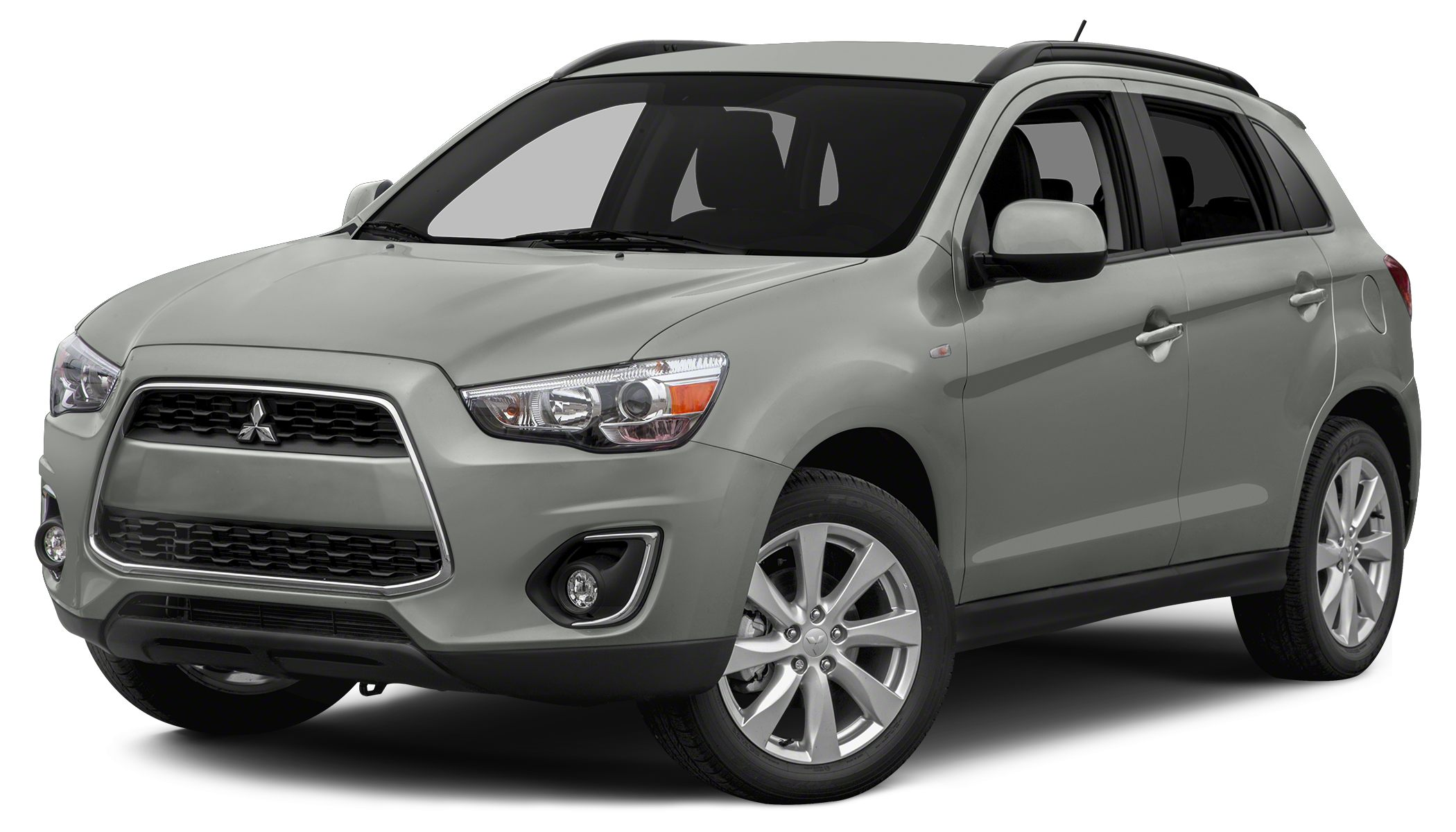 2014 Mitsubishi Outlander Sport SE Priced below Market Low miles for a 2014 Back-up Camera Blue