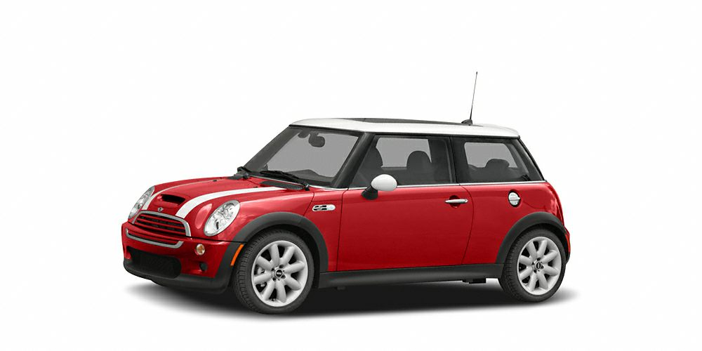 2005 MINI Cooper Base 2D Hatchback and 16L I4 OHC 16V Why pay more for less Right car Right p