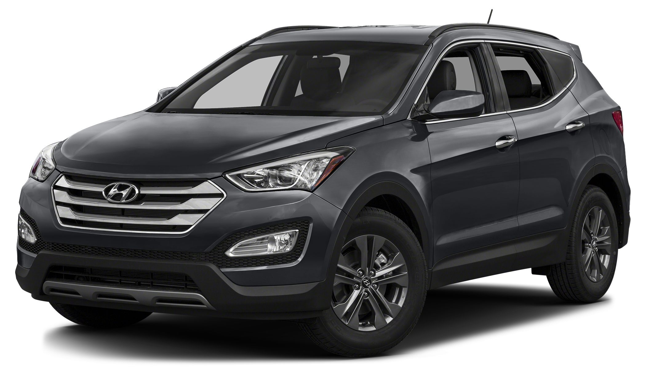 2015 Hyundai Santa Fe Sport 24 Recent Arrival Odometer is 4308 miles below market average W
