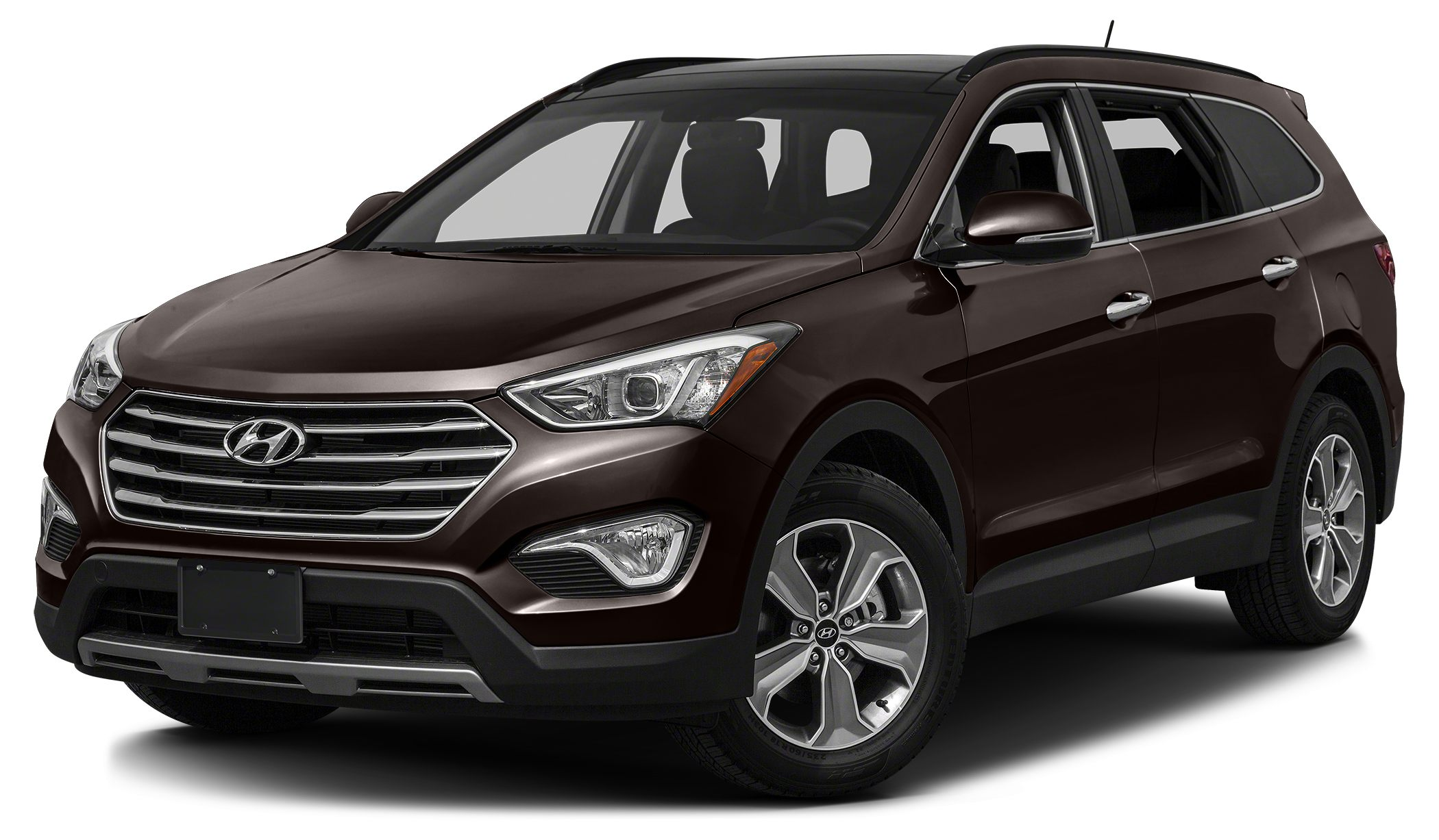 2013 Hyundai Santa Fe GLS HYUNDAI CERTIFIED - NAVIGATION - LEATHER -7 Passenger -Fully Serviced -
