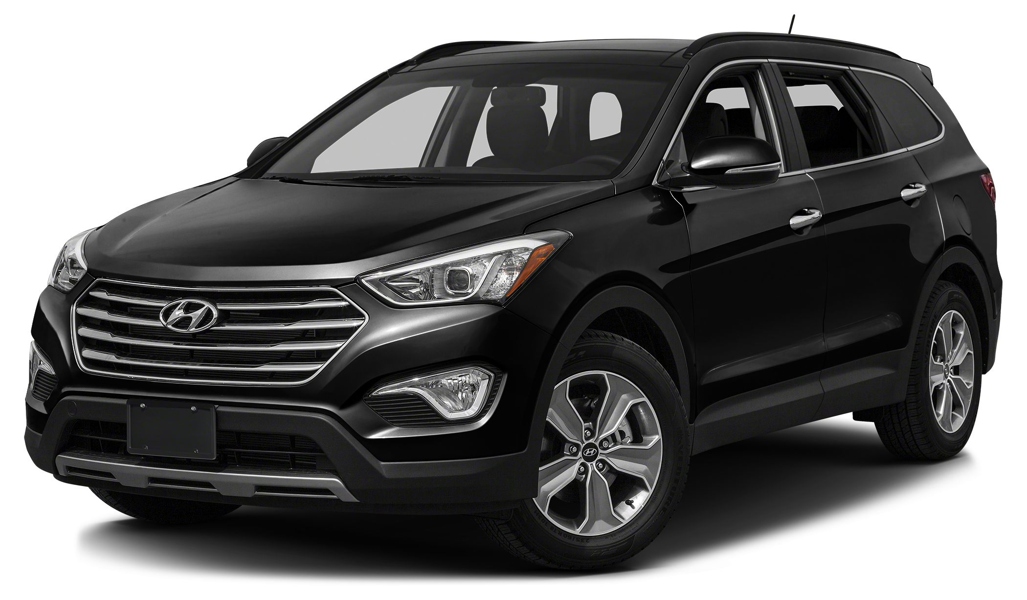 2015 Hyundai Santa Fe Limited Active On-Demand AWD System w AWD Lock Bluetooth Miles 10Color