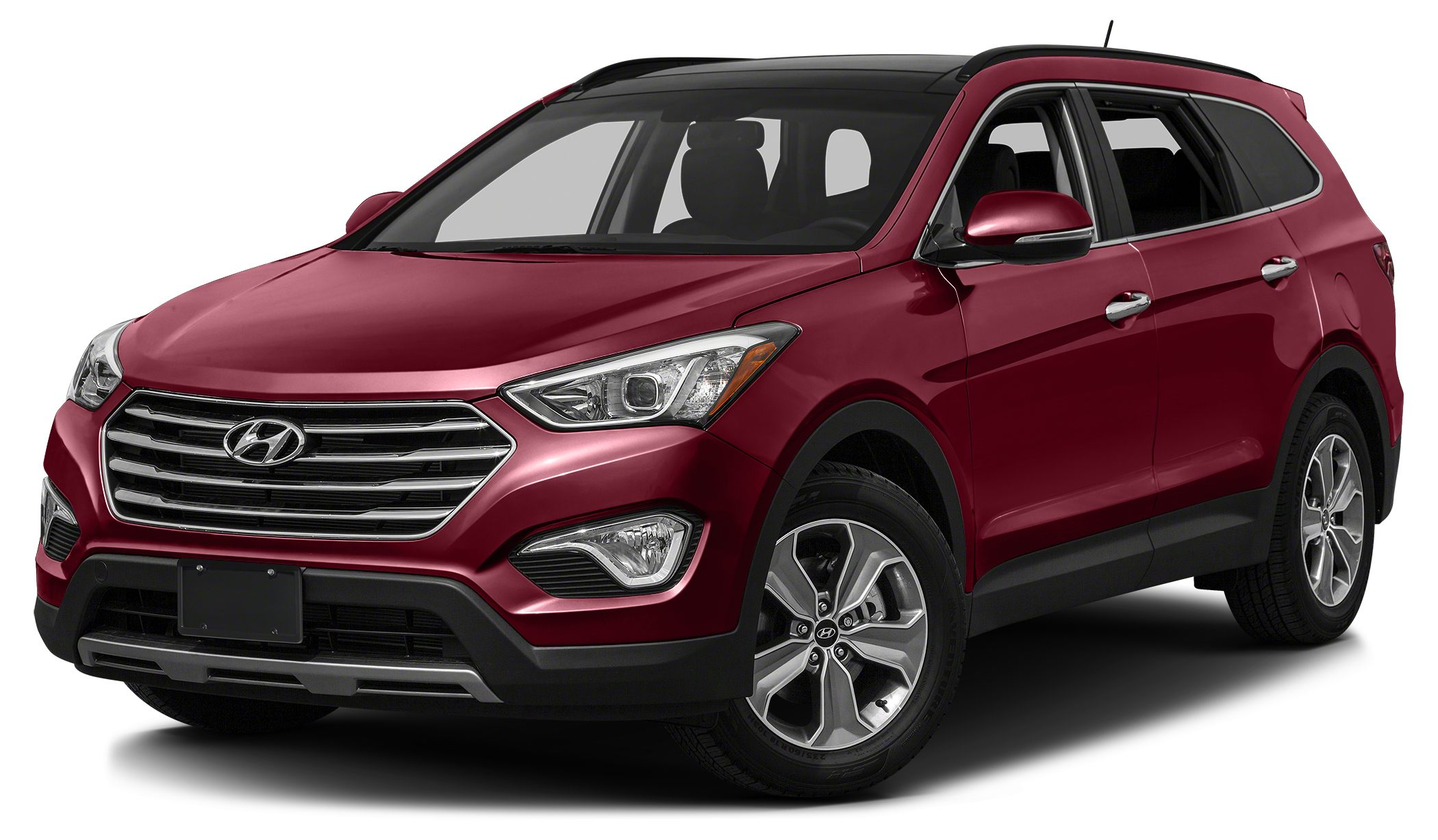 2013 Hyundai Santa Fe GLS ONE OWNER and CLEAN CARFAX Active ECO System Leather  Navigation Pack