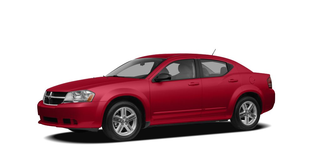 2008 Dodge Avenger SXT Miles 89110Color Inferno Red Crystal Pearl Stock P1145A VIN 1B3LC56K08