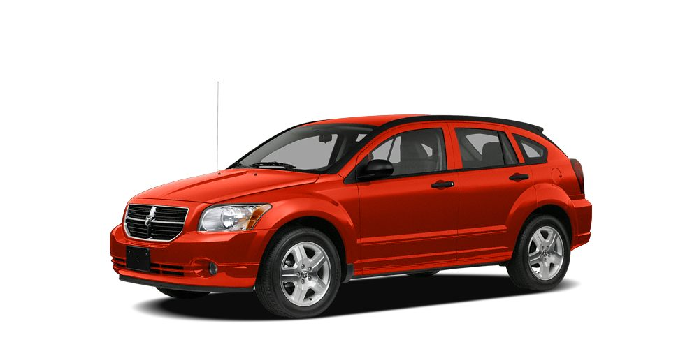 2008 Dodge Caliber SXT Young one looking for forever home With so much interior area passengers