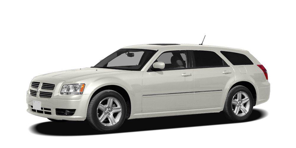 2008 Dodge Magnum Base Miles 149112Color White Stock 16FO10A VIN 2D4FV47T58H130403