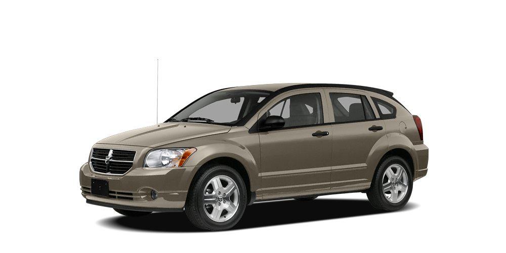 2008 Dodge Caliber SE EPA 27 MPG Hwy23 MPG City SE trim 24A SE CUSTOMER PREFERRED ORDER SELEC