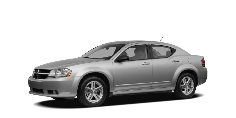 2008 Dodge Avenger SXT Recent Arrival CARFAX One-Owner Clean CARFAX White Glove Detail Bright